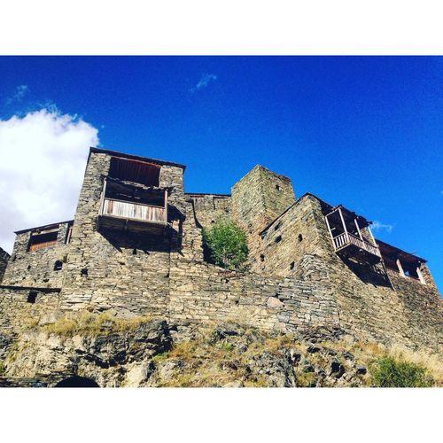 Castels Georgia History Historical Building Sakartvelo