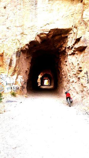 Bolivia Tunel Road Trippin It! Taking Photos Enjoying Life The Traveler - 2015 EyeEm Awards