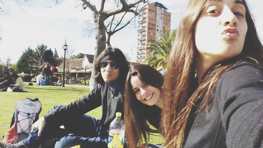 Friends River Argentina Funny