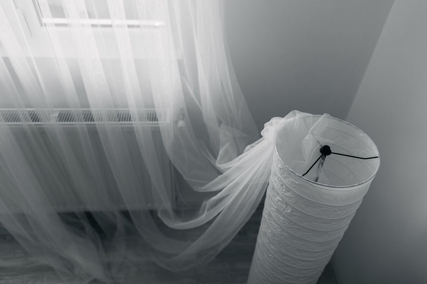 Interior Curtain Close-up Drapes  Dissolving Fabric Textile