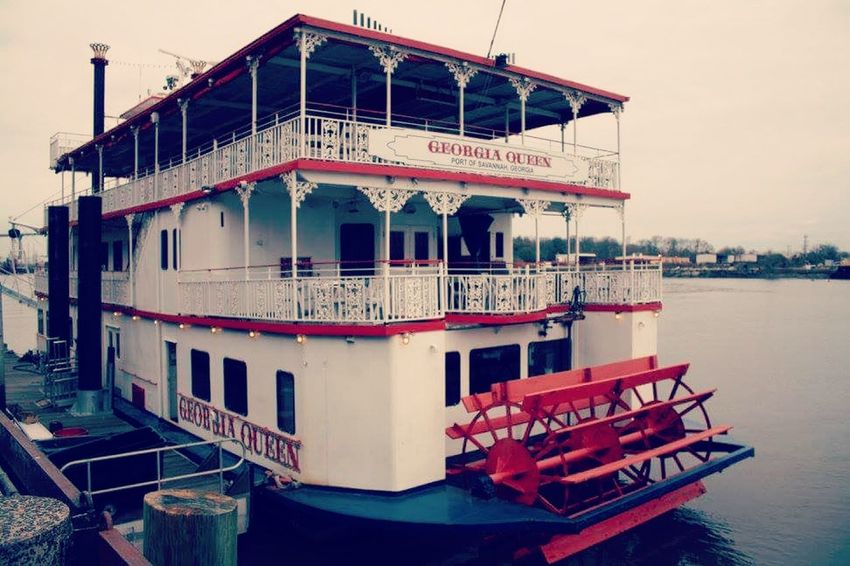 Riverboat Sea Nautical Vessel Arts Culture And Entertainment Outdoors Travelphotography Travel Photography Tranquil Scene Boat Love Vintage Boat Vintage Old World Charm Water_collection Old Boat Boat Life Boating No People Boat Boats And Water Summer Fun Outdoor Life Waterfront Outdoorphotography Water Paddle Boats River Boat