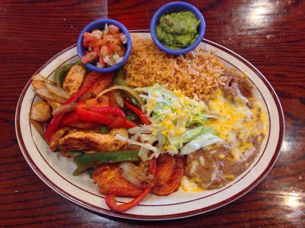 Texmex Fajitas Tasty Mexican Food @ supermex