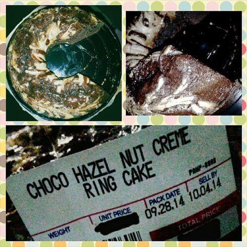 Chocohazelnutcreme Ringcake Sweettooth Sundaylove