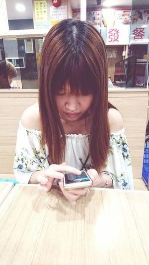 Girlfriend Hanging Out Phoneaddict First Eyeem Photo