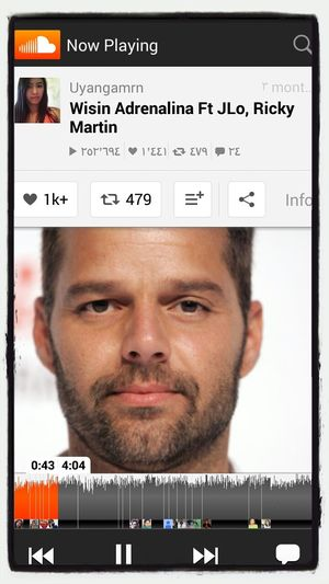 Ricky Martin  Listing To Music Beautiful Music