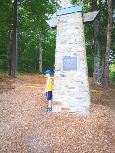 Camp Sidney Dew My Son Adventure Camp Monument Trail Nature Cub Scouts Camping
