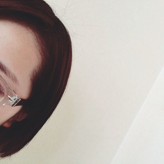 Enjoying Life Eyewear Hair Dark 眼鏡 Hare Shorthair