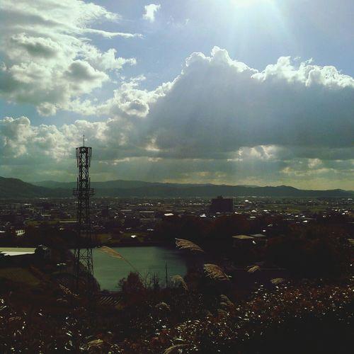 南は天気がいい。 Clouds And Sky Landscape Landscape_Collection Pond