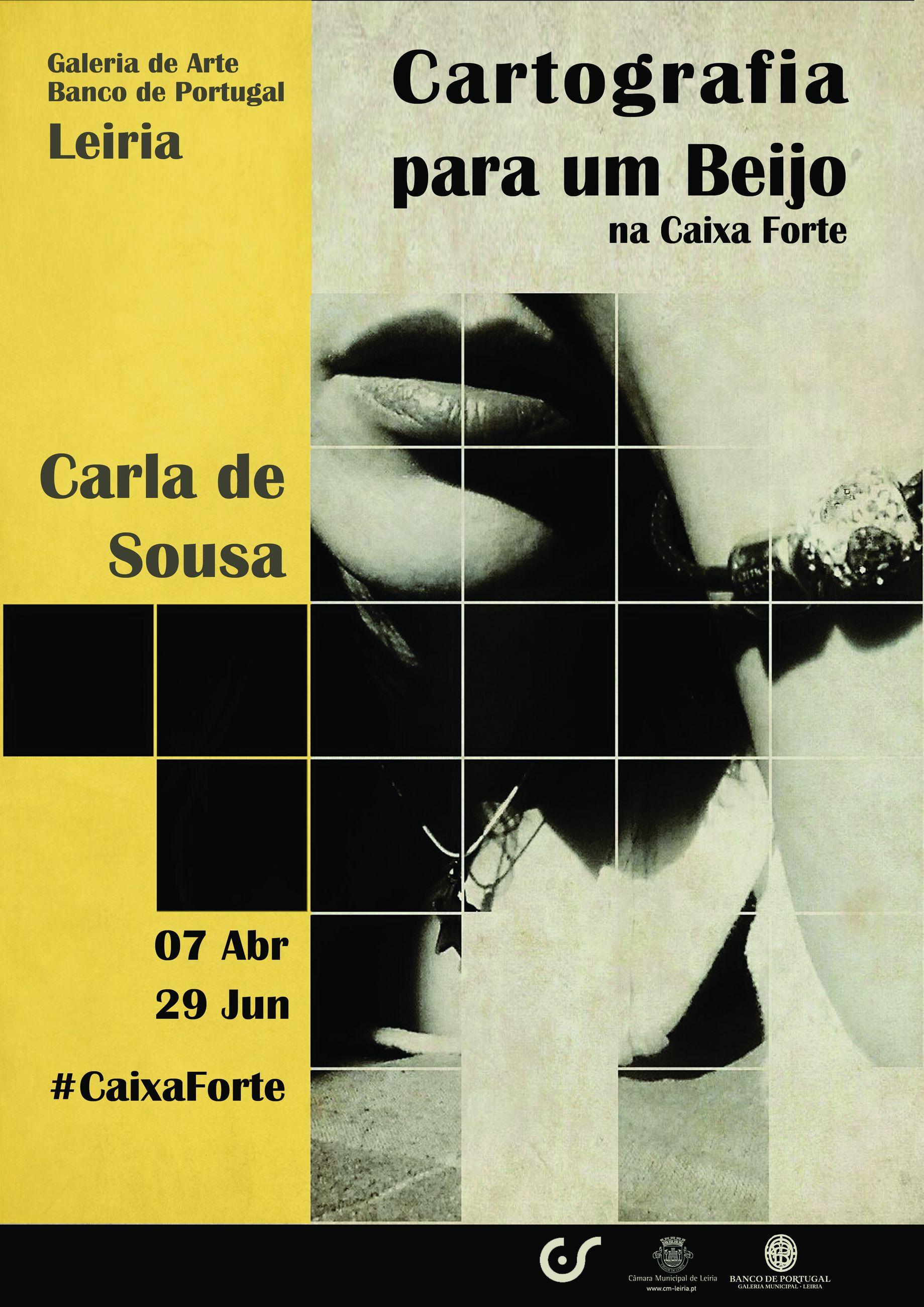 #cartografiaparaumbeijonacaixaforte 😍 ☺ #exhibition