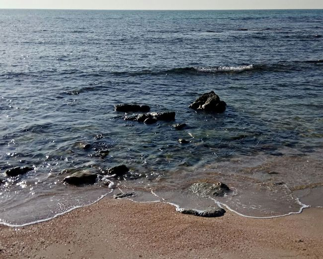 Sea Water No People Nature Beach Beauty In Nature Outdoors