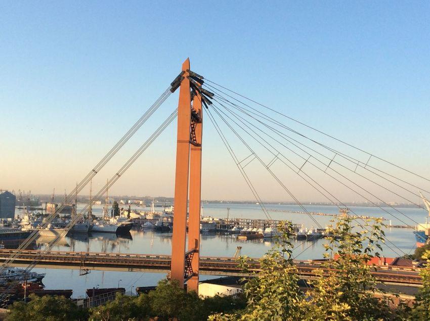 Bridge Bridges Sea Port мосты мост Море порт одесса Odessa