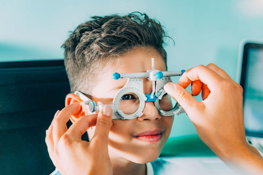 1a05ecf3628 Ophthalmologist. Visual Acuity Testing. Ophthalmology Ophthalmologist  Patient Kid Boy Child Vision Visual Acuity Testing