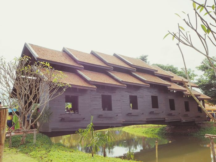 Building Exterior Architecture Built Structure House Tree Plant No People Outdoors Sky Day Grass Instrument Maker Workshop