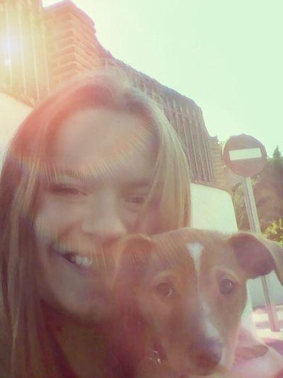 Sunshine ☀ Dog That's Me Smile ✌ #russian #cute Chuso