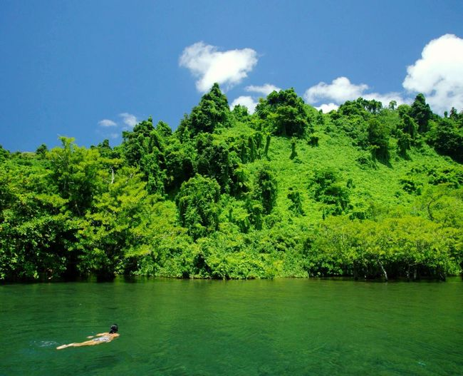 Feel The Journey Travel Photography Embrace #yourself ListeningToTheEarth💙 Humansoffiji Fiji Photos Bulafiji Keeping Cool