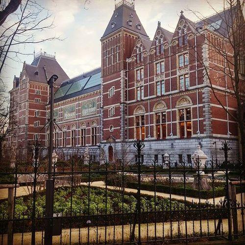 Rijksmuseum Amsterdam Europe