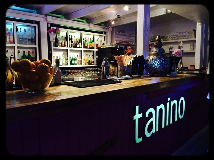 One of my favourite places - great cocktails @TaninoBar