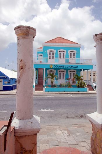 Douane Architectural Column Architecture Building Building Exterior Built Structure Day Entrance History Nature No People Official Building Residential District Street Travel Destinations