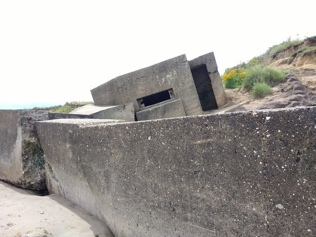 Ww2 sea defences at fraisthorpe beach, yorkshire Sand Architecture Ww2 WW2 Leftovers Ww2 Defences Sea Defences Concert Concrete Structure Erosion Sea Erosion Fraisthorpe