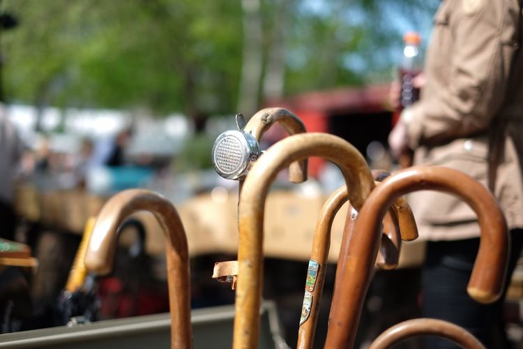 Chain Close-up Day Equipment Fence Fleamarket Focus On Foreground Incidental People Lock Metal Metallic Old Outdoors Padlock Part Of Protection Railing Safety Security Selective Focus Strength Transportation