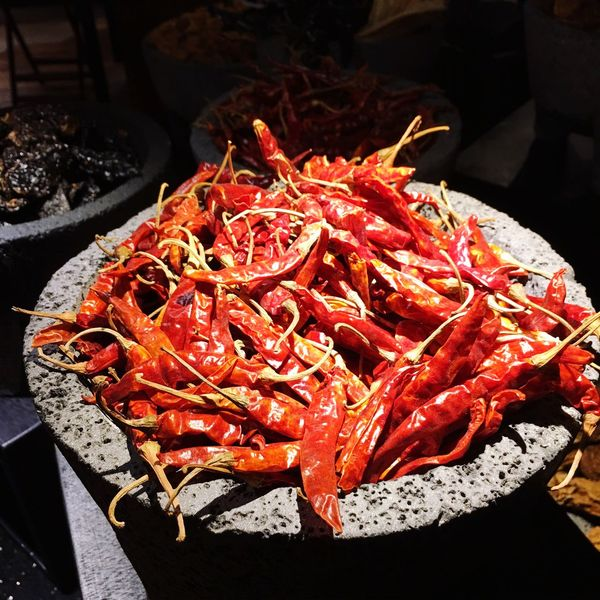 Food And Drink Spice Red Chili Pepper Food Hot Spices