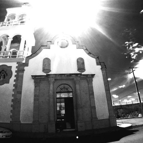 N Nuestra Señora De Guadalupe Ciudad Obregón IPhone Photography Chuylui Photography