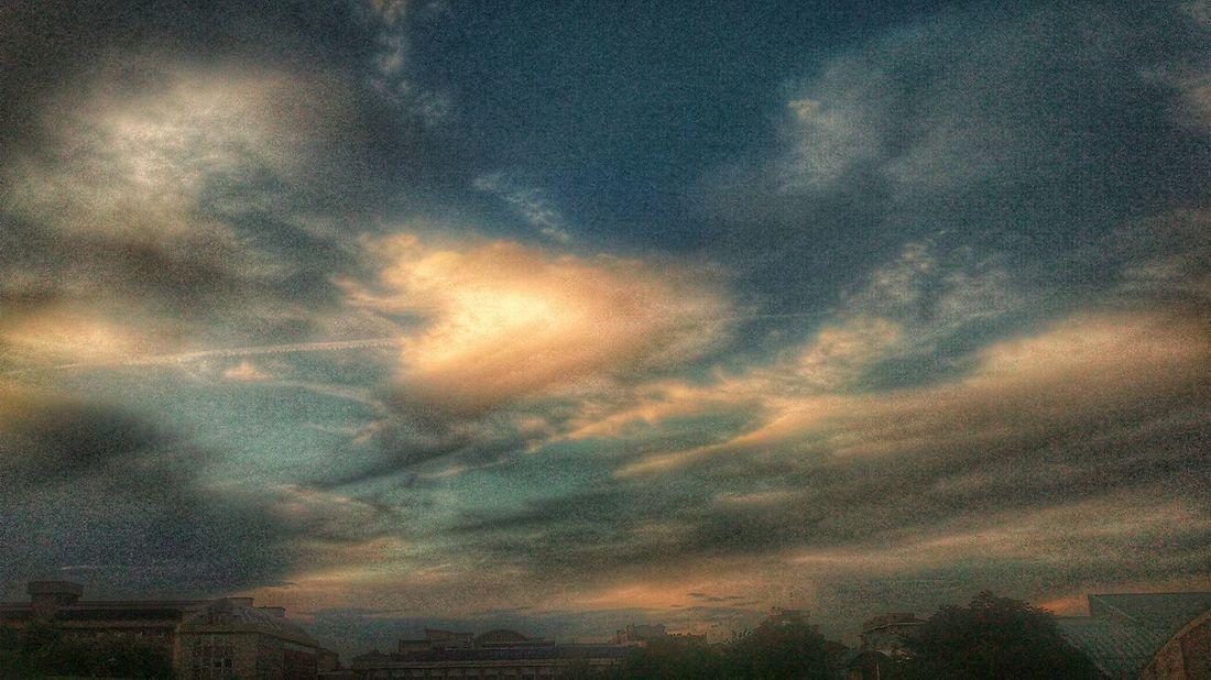 Skyporn Cloudporn Storm Clouds