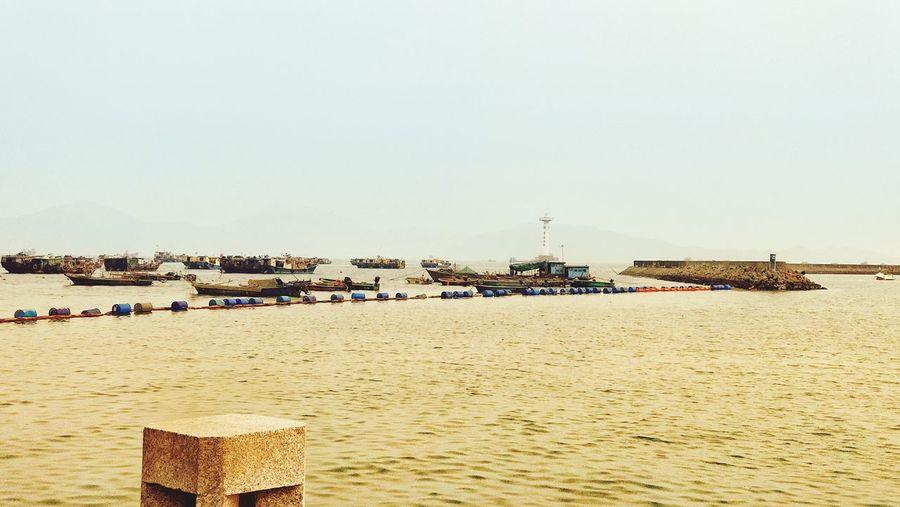 Beach Sea Day