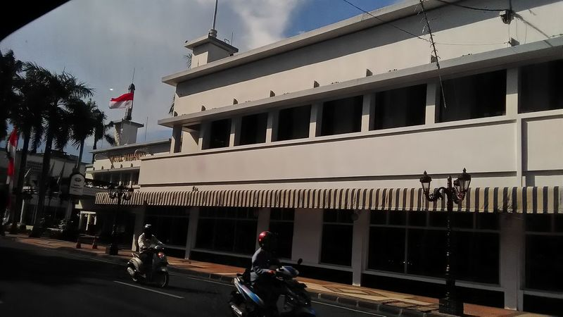 Architecture Building Exterior Politics And Government Surabaya City