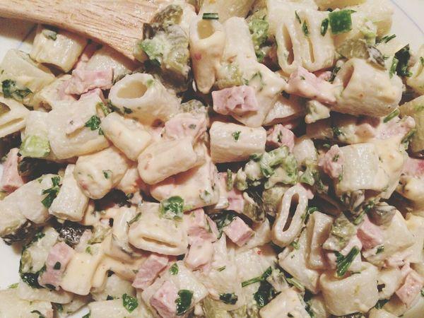 Food Macaroni Salad