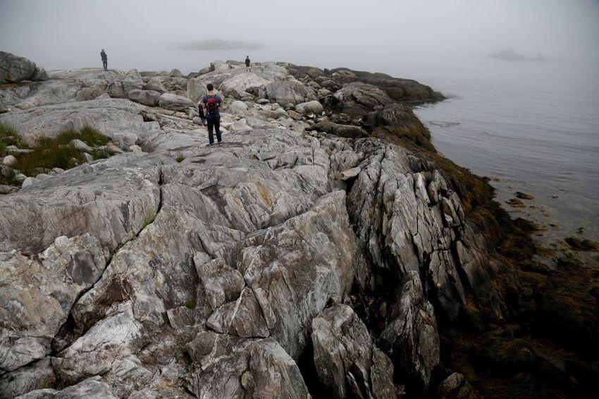 Kejimkujik National Park, Nova Scotia - rocky discoveries Rocks And Water Discovery