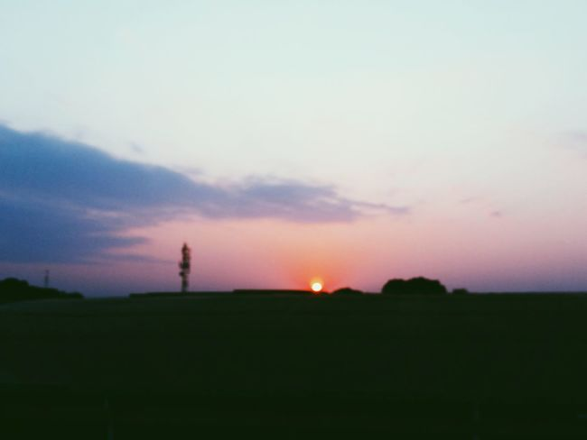 One day, I saw the sun set forty-three times Sunset Skylovers First Eyeem Photo The Little Prince El Principito
