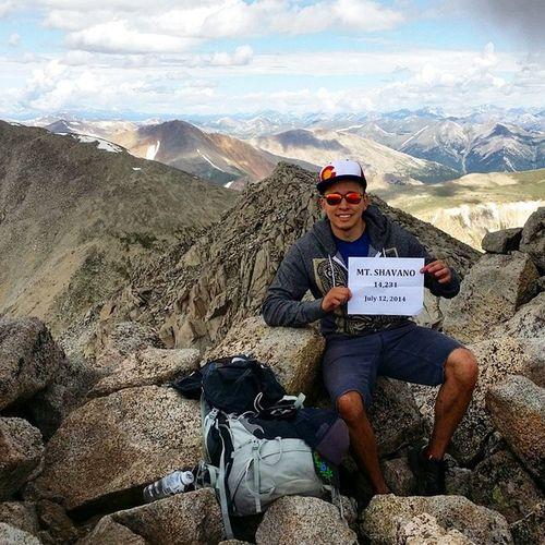 Mtshavano 14er 14000ft Colorado cardio fitness fit