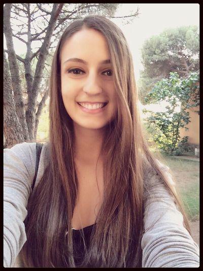 Smile New Hair Cut Happy Selfie
