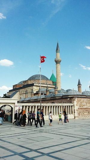 Museum Mevlana Mosque Check This Out Konya Turkey