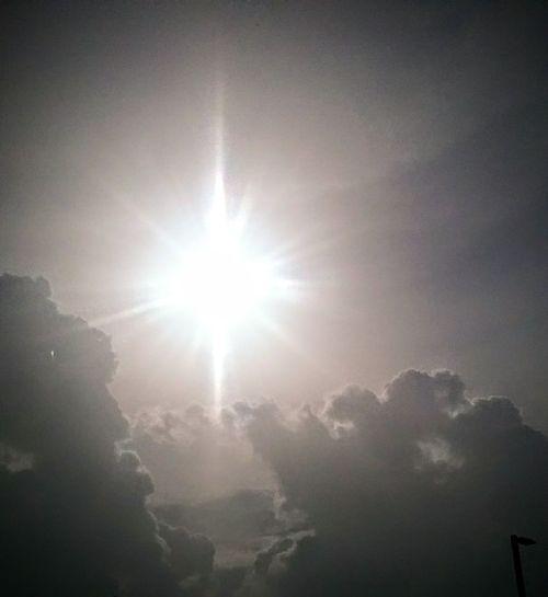 Sun Sunlight Sunbeam Morning Sky Place Of Worship Tranquil Scene Christianity Spirituality Heaven Shining Tranquility