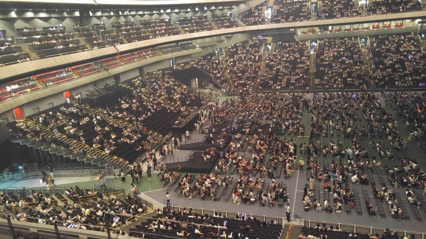 The Human Condition Large Group Of People Excited EyeEm Gallery Arena Saitama Smartphonephotography EyeEm Best Shots LGV10 Being A Tourist My Smartphone Life Travel Photography From My Point Of View Justgoshoot Site Seeing Concert Eye4photography  Gackt Afterlight Waiting From The Stands