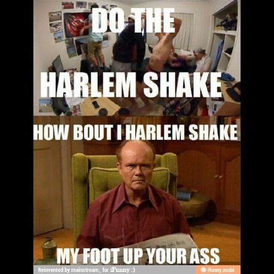 Haha Morning People! Morninghumor Harlemshake That70sshow Red