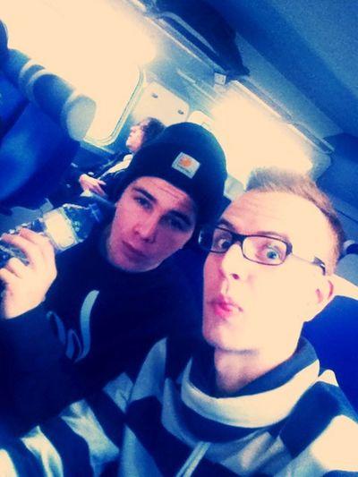 TGV avec le friend !