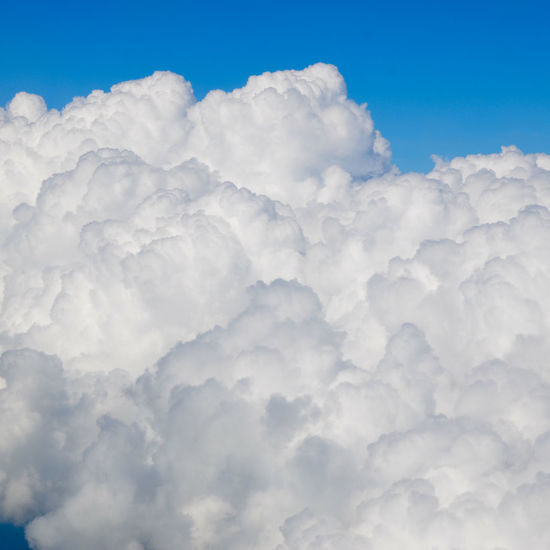Aerial View Beauty In Nature Blue Cloud - Sky Cloudscape Cumulus Cloud Day Ethereal Fluffy Heaven High Up Majestic Meteorology Nature Nordic Nordkapp North Cape Outdoors Scenics Sky Softness The Natural World Tranquil Scene Tranquility White Color