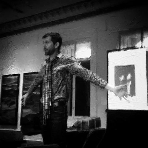 Presenting at Wammbas IPhoneography