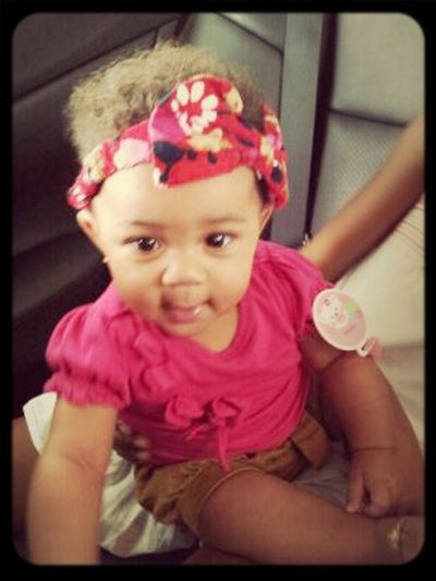 My Pretty Baby Cousin