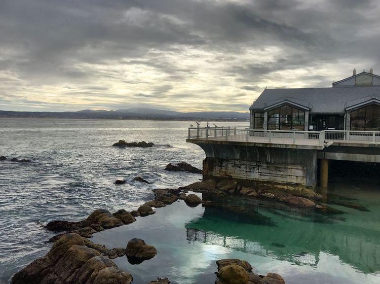 Sunrise Monterey Bay Aquarium