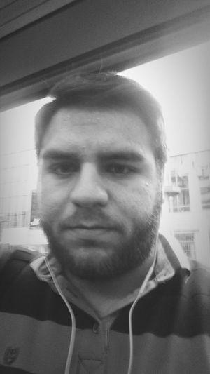 Selfie Blackandwhite Rain Day