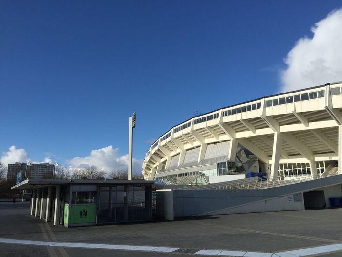 Stadium Architecture Malmö Stadion Malmö Malmö FF DiBlåe - En Obeskrivlig Passion