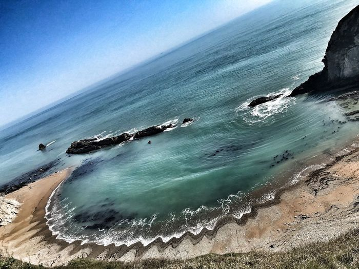 Beach cove UK
