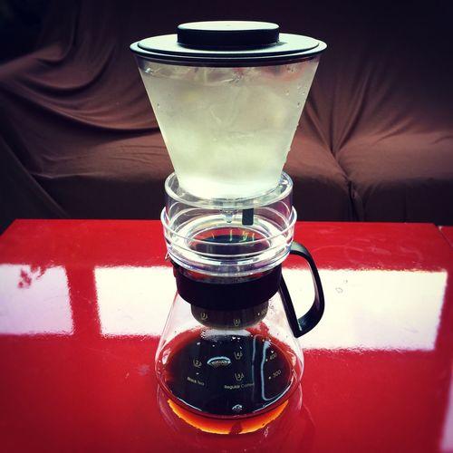 大熱天~來試試新玩具~ Coffee 吃吃喝喝 EDP。D 嘎逼