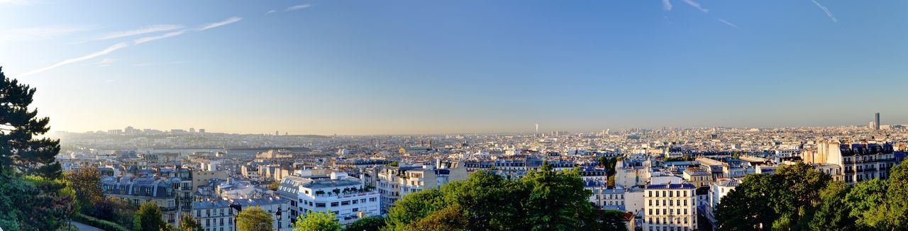 Scanaki Panorama Paris Montmartre Lever De Soleil Nikon D5100  Sunrise Panoramic Sacre Coeur Nofilternoedit Picoftheday Rooftop Check This Out Enjoying The View Famous Place Frankreich Landschaft フランス فرنسا Париж I'm looking towards the south, sunrise is flooding Paris Perspectives On Nature Stories From The City The Traveler - 2018 EyeEm Awards The Still Life Photographer - 2018 EyeEm Awards The Architect - 2018 EyeEm Awards Summer Road Tripping