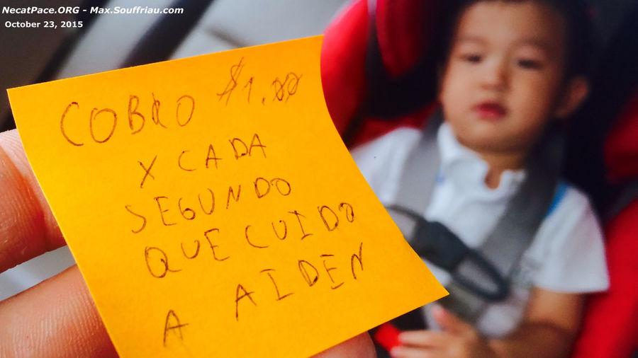 El mundo da vueltas... Y como negocios son negocios haha, si hay egresos también deben existir ingresos!!! xD First Eyeem Photo Asian  Latinasian Baby Aiden