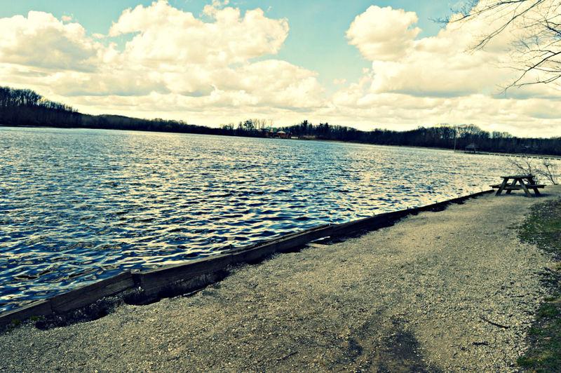 Ohio Lake Water